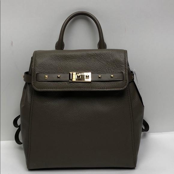 9cfde60da82273 MICHAEL Michael Kors Bags | Addison Backpack Musroom New | Poshmark